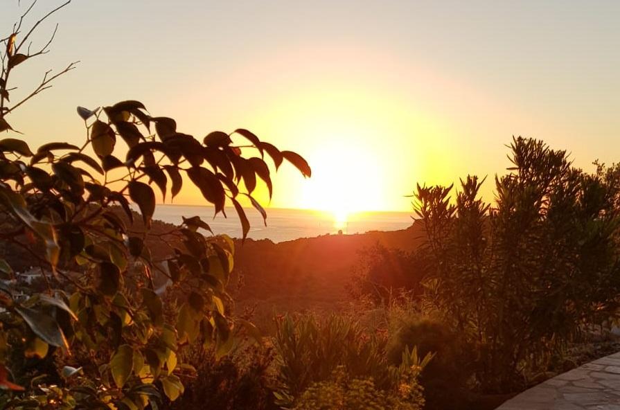 sunrise auf Kadowlos