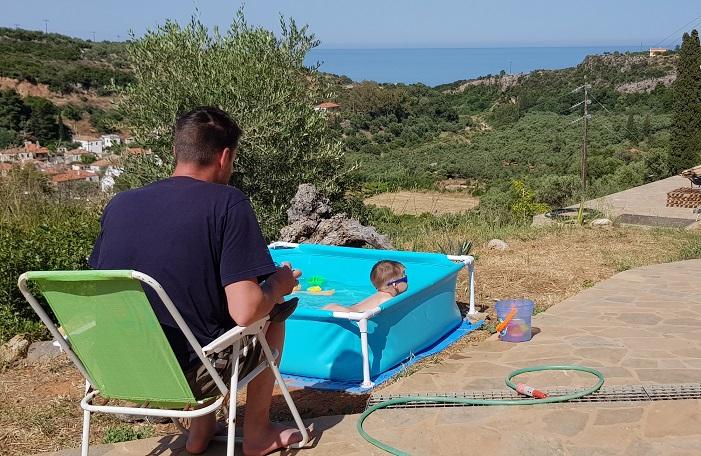wenn das Meer für Kids noch zu frisch ist ......