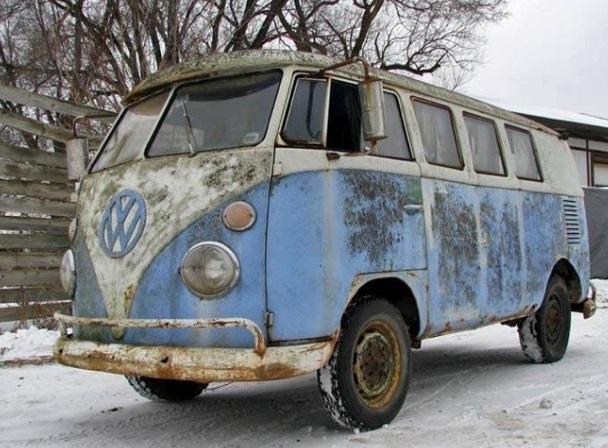 VW T1 das Original das war noch ein Busle