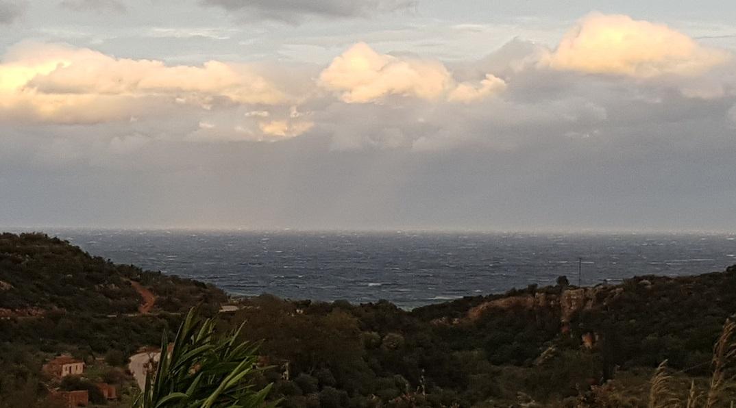 Regen- und Sturmwetter folgen Sonnentage oder umgekehrt