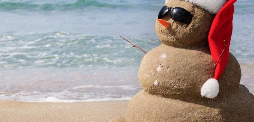 Advent und Nikolaus am Meer ist was ganz anderes wie gewohnt